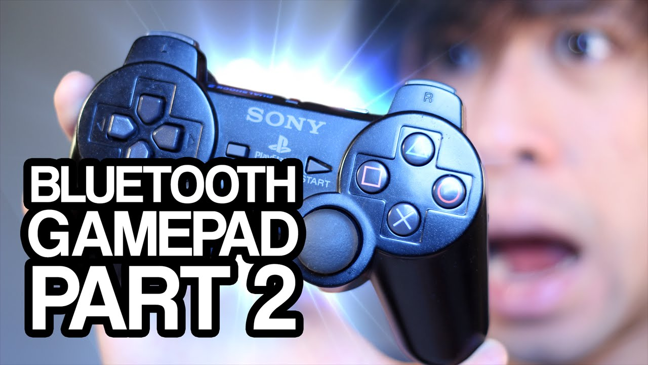 DIY Bluetooth Gamepad Mod (Arduino PS2 Controller Hack Part 2)
