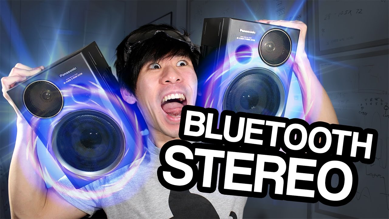 Best Bluetooth Speakers EVERRR (DIY Stereo Hack)